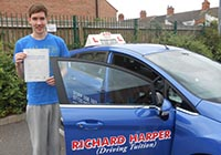 Richard Harper Driving lessons Loughborough