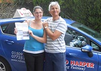 Pass Plus with Richard Harper Driving lessons Loughborough