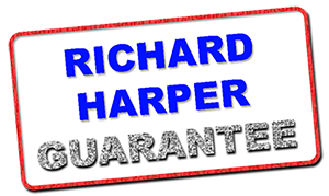 Driving lessons in Loughborough with Richard Harper guarantee